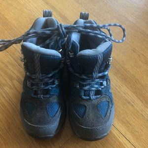 L.L. Bean kids hiking boots